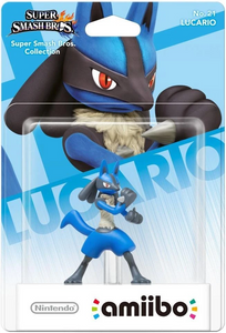 Amiibo Super Smash Bros - Lucario (EUR)