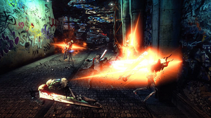 DMC Devil May Cry: Definitive Edition (US)