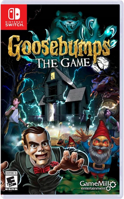 Goosebumps The Game (US)