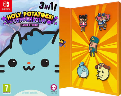Holy Potatoes Compendium Badge Edition (EUR)