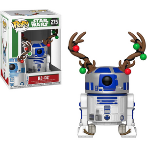 Star Wars #275 - R2-D2 (Holiday) - Funko Pop! Star Wars