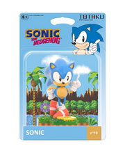 Load image into Gallery viewer, Totaku Collection Figure #10 - Sonic The Hedgehog - Sonic