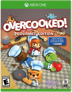 Overcooked Gourmet Edition xbox one us