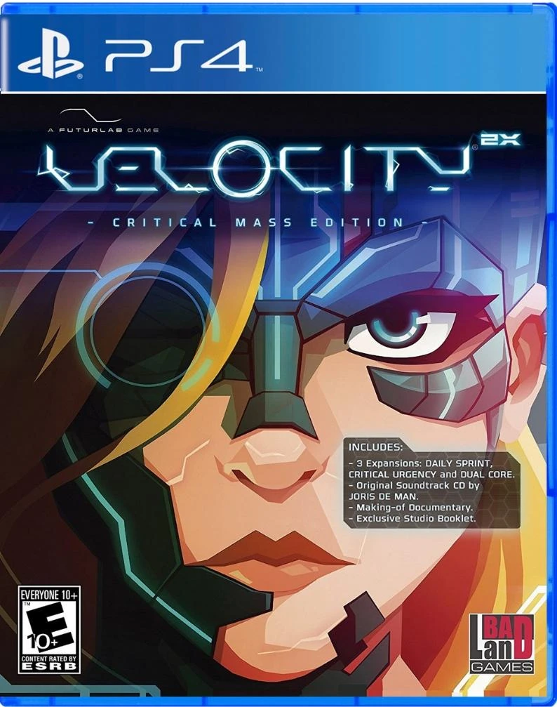 Velocity 2X: Critical Mass Edition (US)