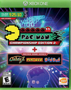 Pac-Man Championship Edition 2 + Arcade Game Series xbox one us