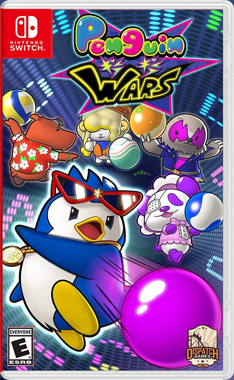 Penguin Wars switch us