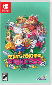 Penny-Punching Princess switch us