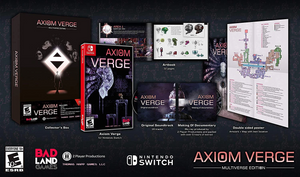 Axiom Verge - Multiverse Edition (US)