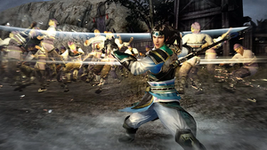 Dynasty Warriors 8: Xtreme Legends Complete Edition Playstation Hits (US)