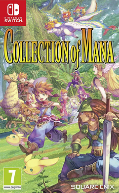 Collection of Mana (EUR)