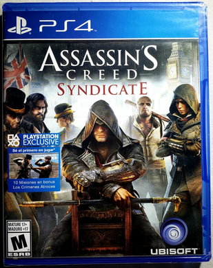 Assassin's Creed Syndicate (US)