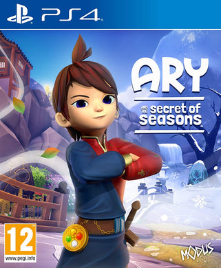 Ary and the Secret of Seasons (EUR)