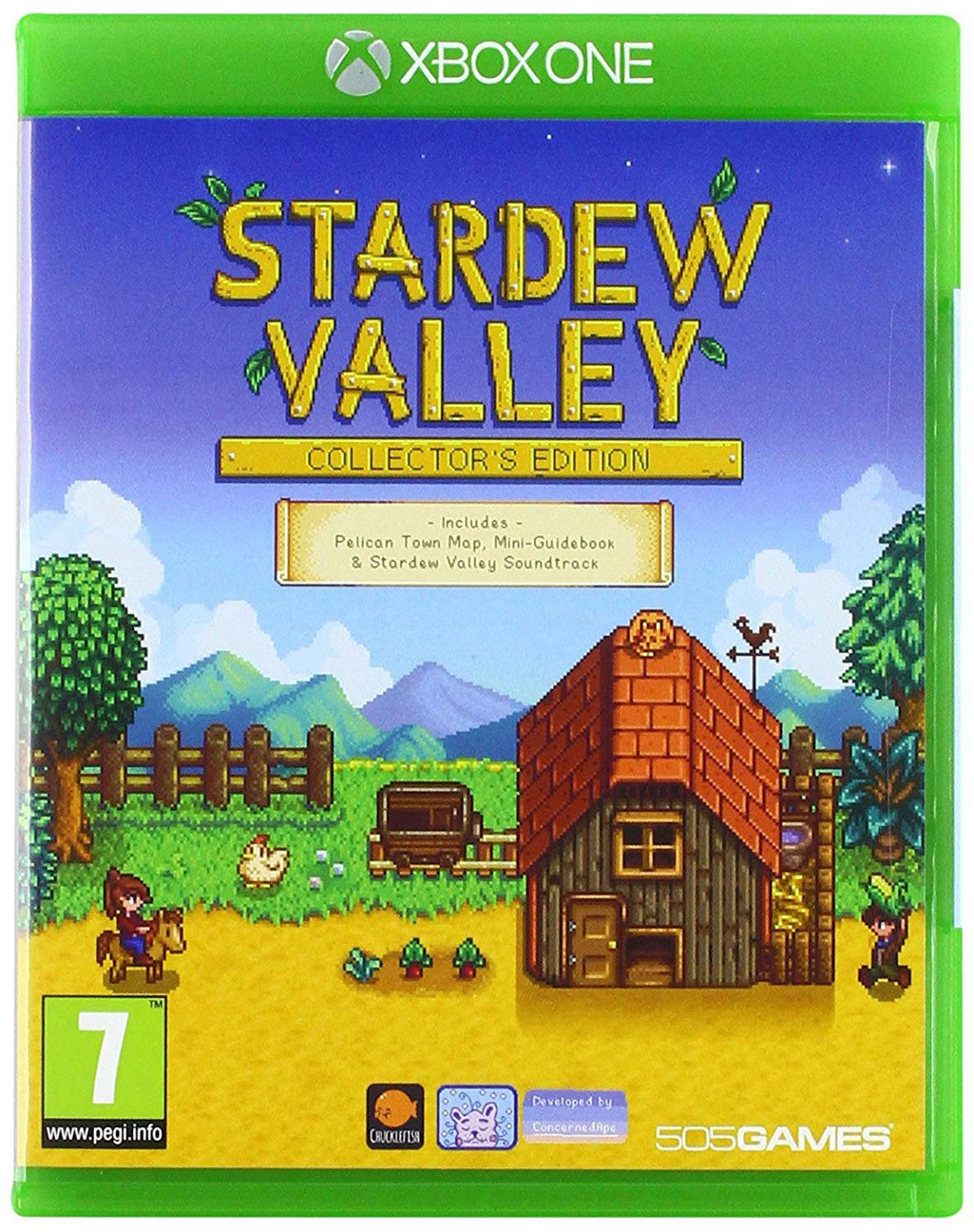 Stardew Valley Collectors Edition xbox one us