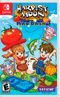 Harvest Moon: Mad Dash (US)