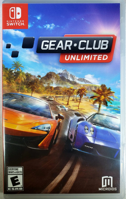 Gear Club Unlimited (US)