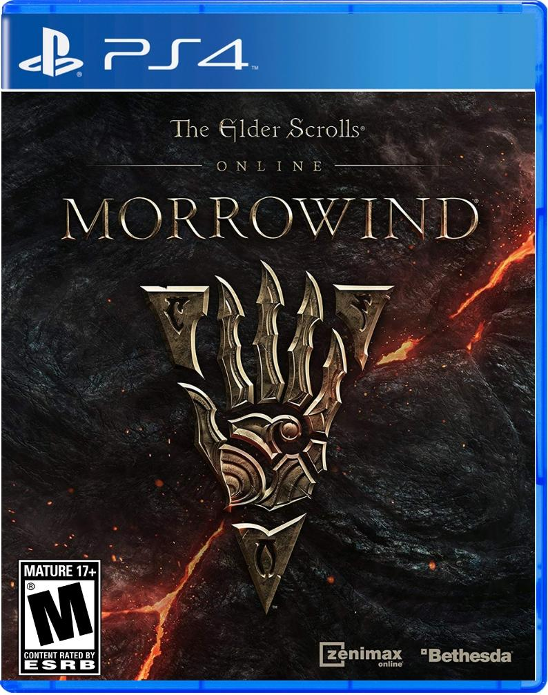 The Elder Scrolls Online MORROW ps4 us