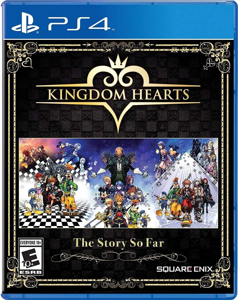 Kingdom Hearts The Story So Far (US)