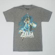 Load image into Gallery viewer, Official Licensed Nintendo Zelda Siro Soft H T-Shirt - Size: Medium