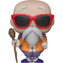 Load image into Gallery viewer, Dragon Ball Z #382 - Master Roshi with Staff - Funko Pop! Animation