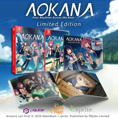 Aokana - Four Rhythms Across The Blue (Limited Edition) (EUR)