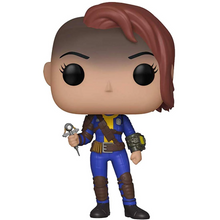 Load image into Gallery viewer, Fallout #372 - Vault Dweller (Female) - Funko Pop! Games