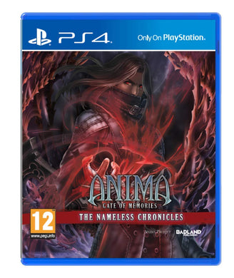 Anima Gate of Memories Nameless Chronicles (EUR)