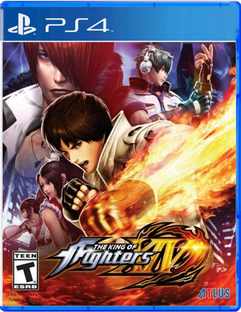 The King of Fighters XIV (US)
