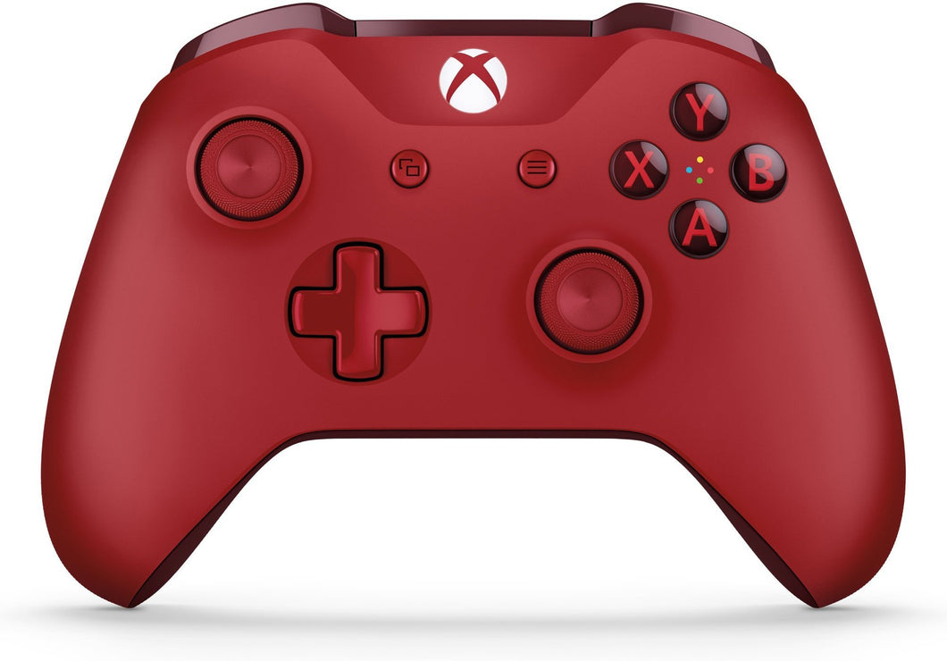 Wireless Controller RED xbox one