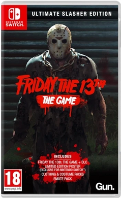 Friday the 13th The Game Ultimate Slasher Edition (EUR)