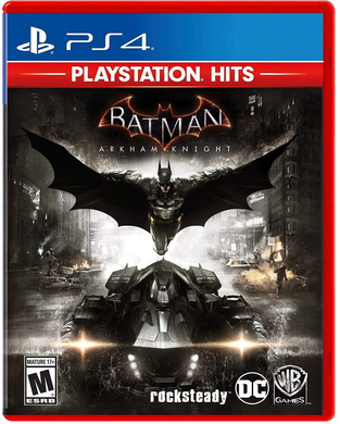 Batman: Arkham Knight (Playstation Hits) (US)