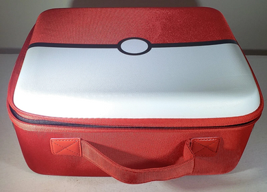Nintendo Switch Console Case (Red / White)