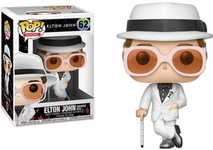 Elton John #62 - Elton John Greatest Hits - Funko Pop! Rocks