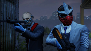 Payday 2: The Big Score (US)