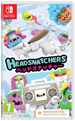Headsnatchers (EUR)