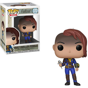 Fallout #372 - Vault Dweller (Female) - Funko Pop! Games