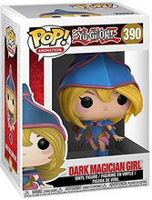 Load image into Gallery viewer, Yu-Gi-Oh! #390 - Dark Magician Girl - Funko Pop! Animation