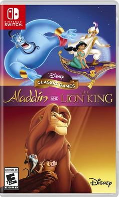 Disney Classic Games Aladdin and The Lion King (US)
