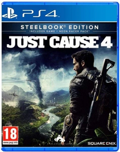 Just Cause 4 - Steelbook Edition (EUR)