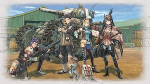 Valkyria Chronicles 4 (US)