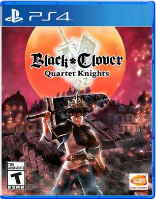 Black Clover: Quartet Knights (US)