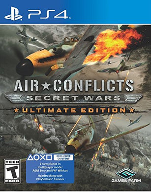 Air Conflicts: Secret Wars Ultimate Edition (US)