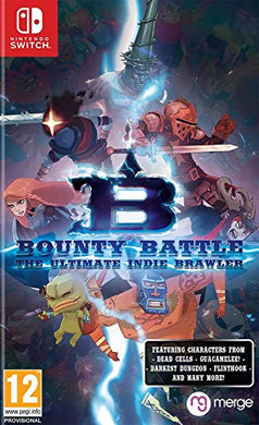 Bounty Battle: The Ultimate Indie Brawler (EUR)