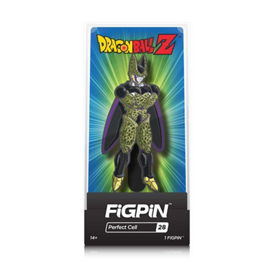 FiGPiN - Dragon Ball Z #28 - Perfect Cell