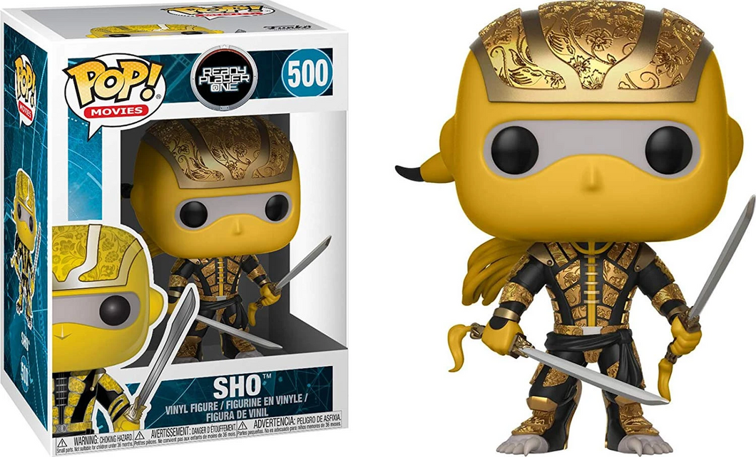Ready Player One #500 - Sho - Funko Pop! Movies