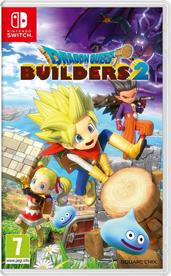Dragon Quest Builders 2 (EUR)