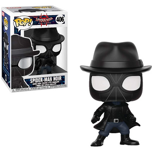 Spider-Man Into The Spider-Verse #406 - Spider-Man Noir - Funko Pop! Marvel
