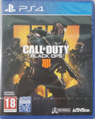 Call of Duty: Black Ops 4 (EUR)