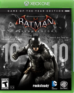Batman: Arkham Knight (US)