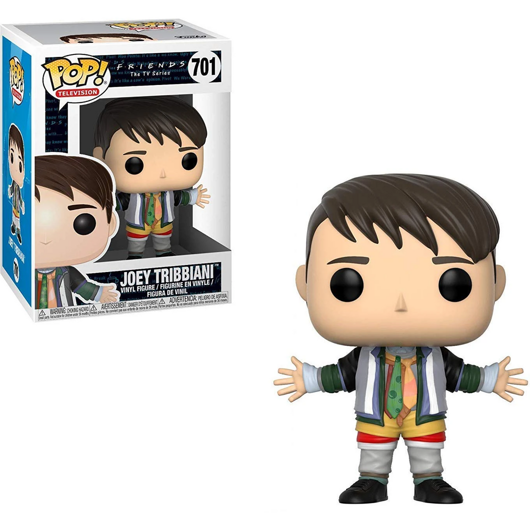 Friends #701 - Joey Tribbiani in Chandler's Clothes - Funko Pop! Television