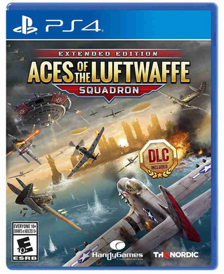 Aces of The Luftwaffe (US)